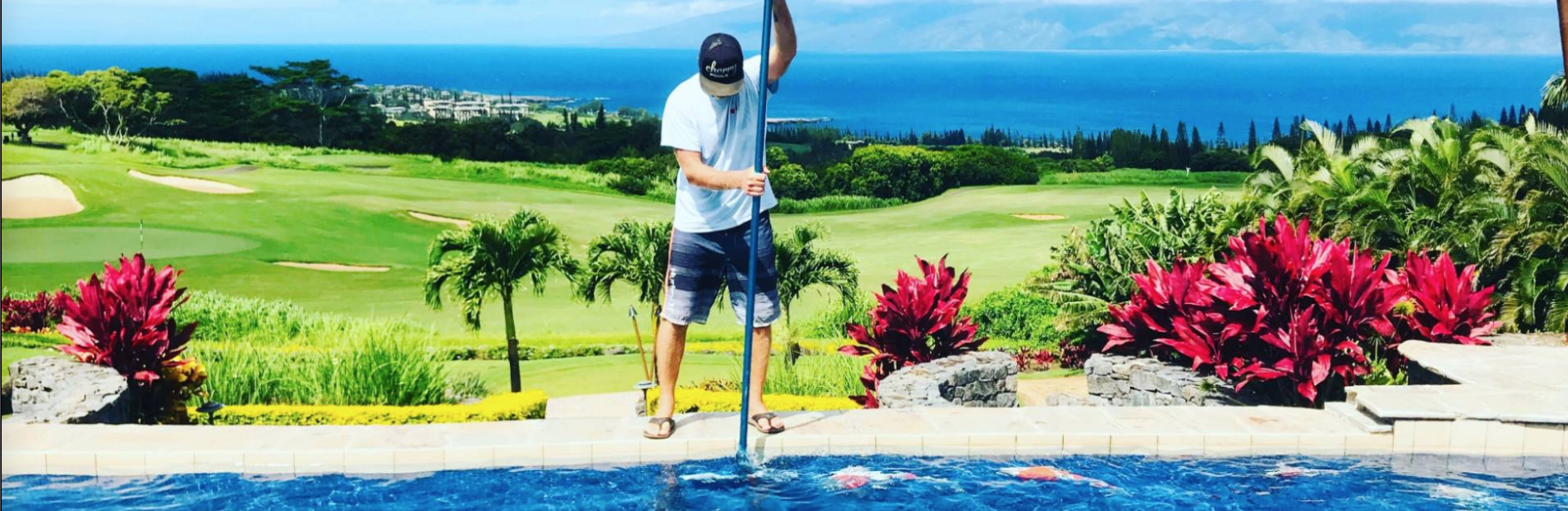 best pool cleaning service