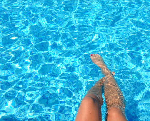 swimming pool borates